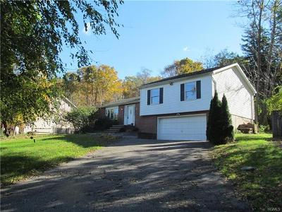 Greenwood Lake Single Family Home For Sale: 4 Cove Road