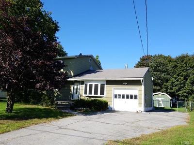 Monroe Single Family Home For Sale: 15 Marc Terrace