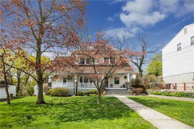 White Plains Single Family Home For Sale: 22 Midland Avenue