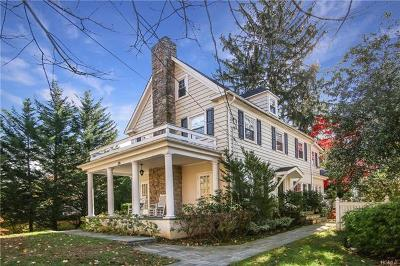 Scarsdale Single Family Home For Sale: 28 Wayside Lane