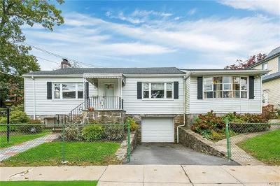 Yonkers Single Family Home For Sale: 82 Fennimore Avenue
