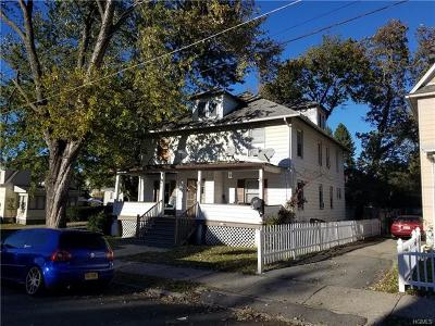 Middletown Multi Family 2-4 For Sale: 33 Lincoln Street