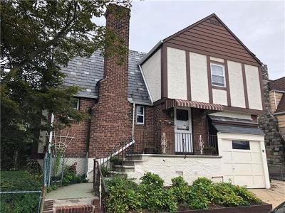 Yonkers Single Family Home For Sale: 46 King Avenue