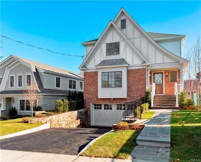Larchmont Single Family Home For Sale: 7 Vanderburgh Avenue