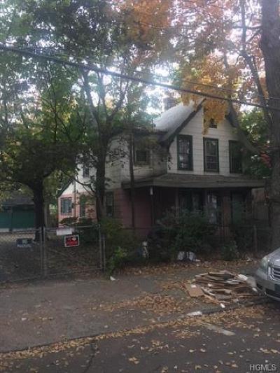 Mount Vernon Multi Family 2-4 For Sale: 136 North 9th Avenue