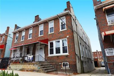 Bronx Multi Family 2-4 For Sale: 1035 East 217th Street