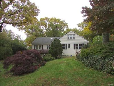Hartsdale Single Family Home For Sale: 56 Rockledge Road