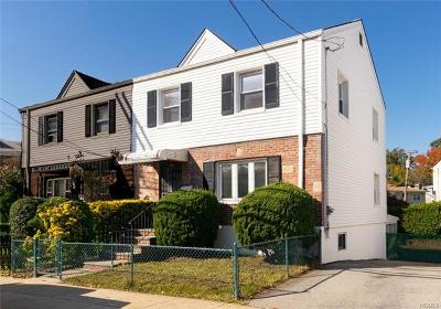 Yonkers Single Family Home For Sale: 305 Kimball Avenue