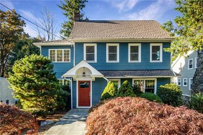 Chappaqua Single Family Home For Sale: 140 Orchard Ridge Road