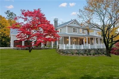 Briarcliff Manor Single Family Home For Sale: 826 Long Hill Road West
