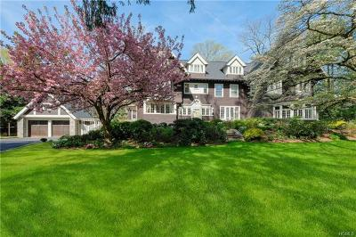 Bronxville Single Family Home For Sale: 8 Woodland Avenue