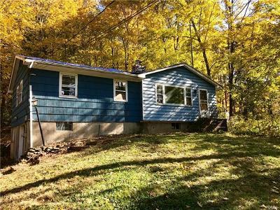 Warwick Single Family Home For Sale: 53 Warwick Turnpike