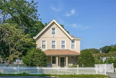 Larchmont Multi Family 2-4 For Sale: 24 Weaver Street