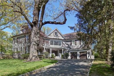 Rye Single Family Home For Sale: 291 Forest Avenue