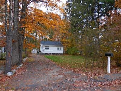 Pine Bush Single Family Home For Sale: 64 Sunset Trail