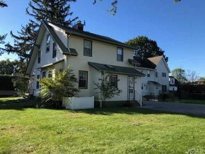 Port Chester Single Family Home For Sale: 72 Indian Road