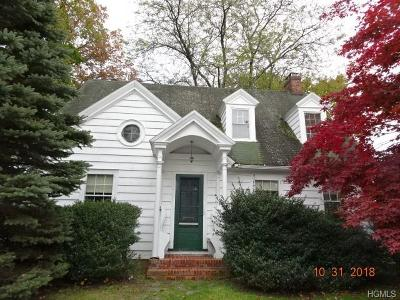 Middletown Single Family Home For Sale: 7 Wilcox Avenue