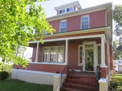 Port Chester Single Family Home For Sale: 49 Elmont Avenue