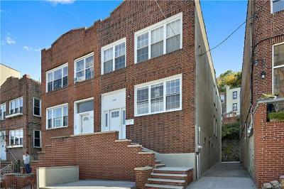 Bronx County Multi Family 2-4 For Sale: 2242 Cedar Avenue