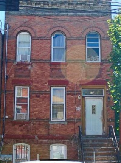 Brooklyn Multi Family 2-4 For Sale: 445 Linwood Street
