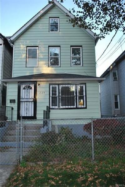 Mount Vernon Single Family Home For Sale: 223 Franklin Avenue