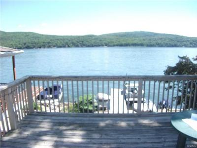 Greenwood Lake Multi Family 2-4 For Sale: 8 Woodlands Terrace