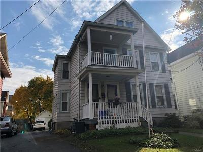 Dutchess County Multi Family 2-4 For Sale: 41 Worrall Avenue