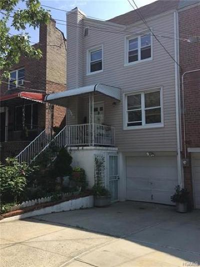Bronx Single Family Home For Sale: 2932 Lurting Avenue