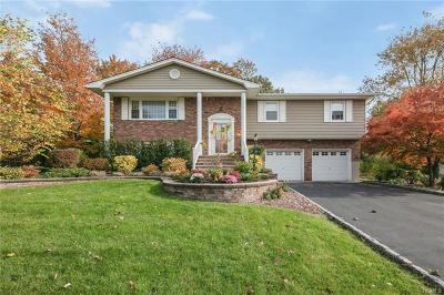 Nanuet Single Family Home For Sale: 9 Jockey Hollow Drive