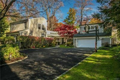 Mamaroneck Single Family Home For Sale: 37 Marbourne Drive