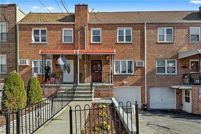 Bronx Single Family Home For Sale: 1306 Hobart Avenue