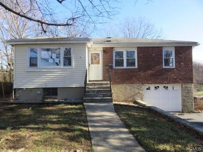 Yonkers Single Family Home For Sale: 8 Brandt Terrace