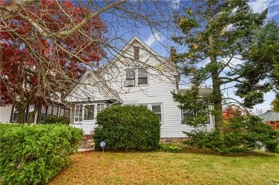 Westchester County Single Family Home For Sale: 22 Lockwood Avenue