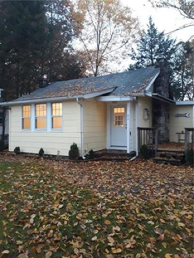 Lake Peekskill Single Family Home For Sale: 21 Mathes Street