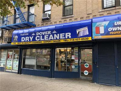 Bronx County Commercial For Sale: 1703 Boston Road