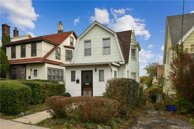 Westchester County Single Family Home For Sale: 661 South 7th Avenue