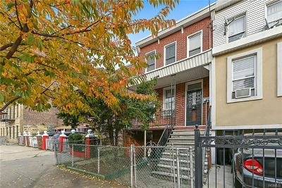 Bronx County Multi Family 2-4 For Sale: 3558 Willet Avenue