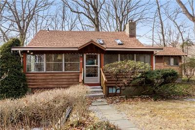 Pleasantville NY Single Family Home For Sale: $415,000