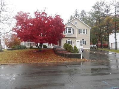 Rockland County Single Family Home For Sale: 19 Skyline Drive