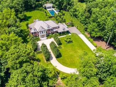 Scarsdale NY Single Family Home For Sale: $8,500,000