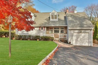 Tarrytown Single Family Home For Sale: 75 Barnes Road