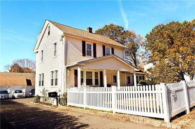 Connecticut Single Family Home For Sale: 9 Joseph Street