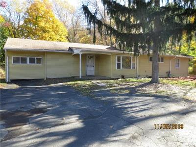 New City Single Family Home For Sale: 908 Route 45