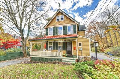 Rockland County Single Family Home For Sale: 59 Eagle Valley Road