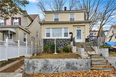 Mount Vernon Single Family Home For Sale: 410 Bedford Avenue