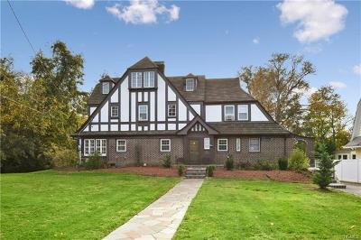 New Rochelle Single Family Home For Sale: 185 Paine Avenue