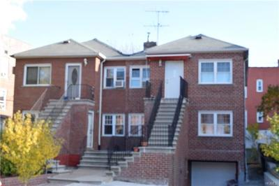 Bronx Multi Family 2-4 For Sale: 2926 East 196th Street
