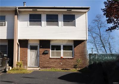 Rockland County Condo/Townhouse For Sale: 129 Roosevelt Drive