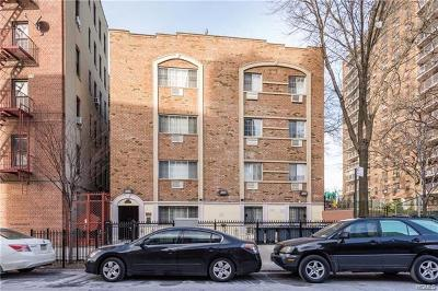Bronx County Condo/Townhouse For Sale: 2135 Crotona Avenue #4B