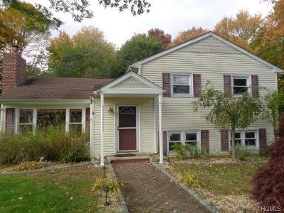 Yorktown Heights Single Family Home For Sale: 2715 Quaker Church Road